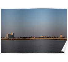capital town of combodia - Phnom Penh Poster