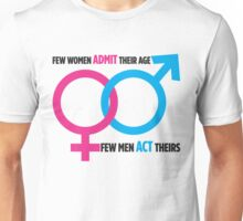 Act Their Age Unisex T-Shirt