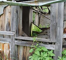 Old farm. Someone used to live here. Elverum, Norway. by UpNorthPhoto