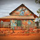 Oodnadatta - Old School by Sam  Parsons