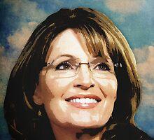Sarah Palin by morningdance