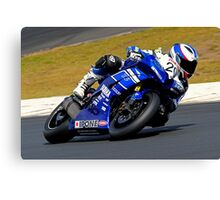 Rick Olson #20 | FX Superbikes Rd5 | 2013 Canvas Print