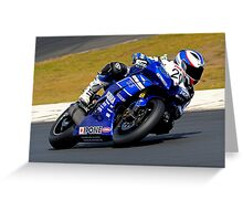 Rick Olson #20 | FX Superbikes Rd5 | 2013 Greeting Card