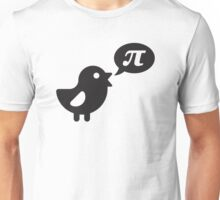 Pi Bird Unisex T-Shirt