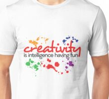 Creativity Unisex T-Shirt
