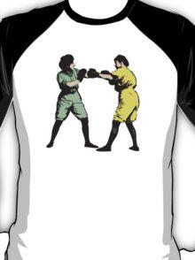 Boxing Sisters T-Shirt