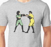Boxing Sisters Unisex T-Shirt