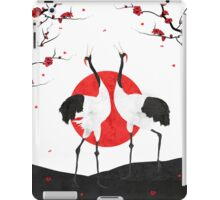 Love's Dance - Spring Version iPad Case/Skin