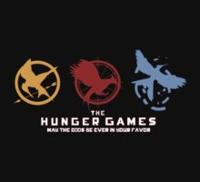 The Hunger Games by Artmaniac
