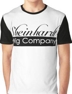 30 Rock Sheinhardt Wig Company Graphic T-Shirt