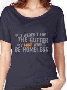 Gutter Women's Relaxed Fit T-Shirt