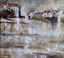 Shimmering Staithes by Sue Nichol