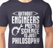 ENGINEERS Unisex T-Shirt