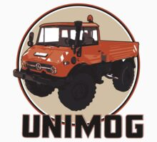 UNIMOG Kids Clothes
