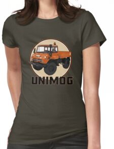 UNIMOG Womens Fitted T-Shirt