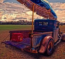 Rat Rod Bird Hunt - How To Bring Home The Bird by ChasSinklier
