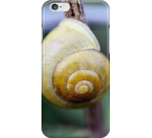 You just can't rush some folk! iPhone Case/Skin