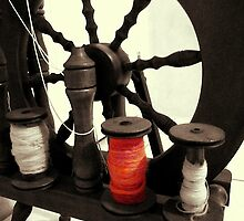 Spinning Yarns by Susan Bergstrom