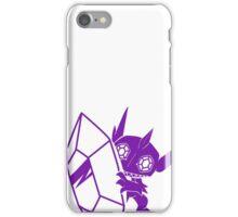 Mega Sableye - Purple iPhone Case/Skin