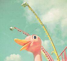 Ostrich by Cassia