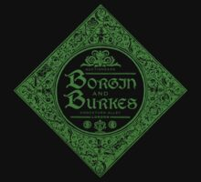 Borgin & Burkes - Green by Mouan