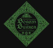 Borgin & Burkes - Green by Mouan