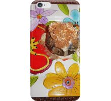 Chocolate Pudding iPhone Case/Skin