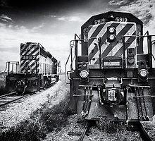 Twin Engines II by Ian McGregor