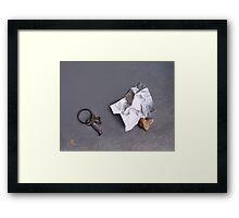 """""""Broken promise - 2"""" Framed Print"""