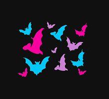 Batty Bats! Womens Fitted T-Shirt