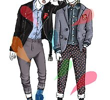 Infinite H by yumeH