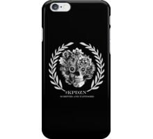 KPDZN Ohm Skull Graphic iPhone Case/Skin