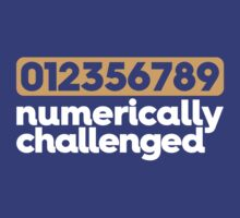 Numerically Challenged by e2productions