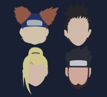 Naruto team asuma by FanFreak