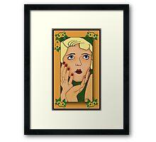 New York Framed Print