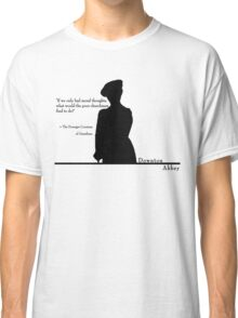 Moral Thoughts Classic T-Shirt