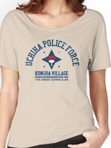Uchiha police force Women's Relaxed Fit T-Shirt
