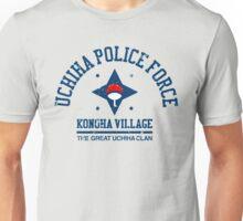 Uchiha police force Unisex T-Shirt