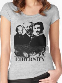 Ethernity Women's Fitted Scoop T-Shirt