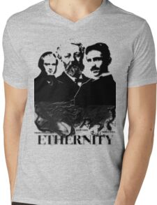 Ethernity Mens V-Neck T-Shirt