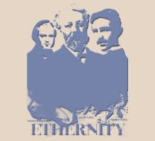 Ethernity in blue by pruine