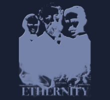 Ethernity in blue Baby Tee
