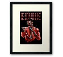 Eddie Murphy - Delirious Framed Print