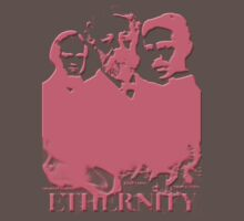 Ethernity in pink One Piece - Short Sleeve