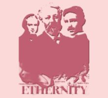 Ethernity in pink Kids Tee