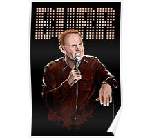Bill Burr - Comic Timing Poster