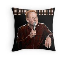 Bill Burr - Comic Timing Throw Pillow