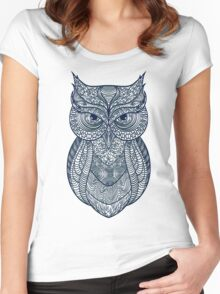 The sign of the Owl Women's Fitted Scoop T-Shirt