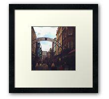 Carnaby Street Framed Print