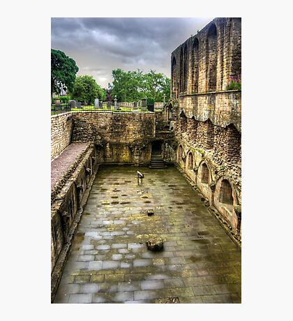 Dunfermline Abbey Refectory Photographic Print